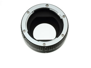 Kindai(Rayqual) Mount Adapter for Micro Four Thirds body to Contax/ Yashika lens