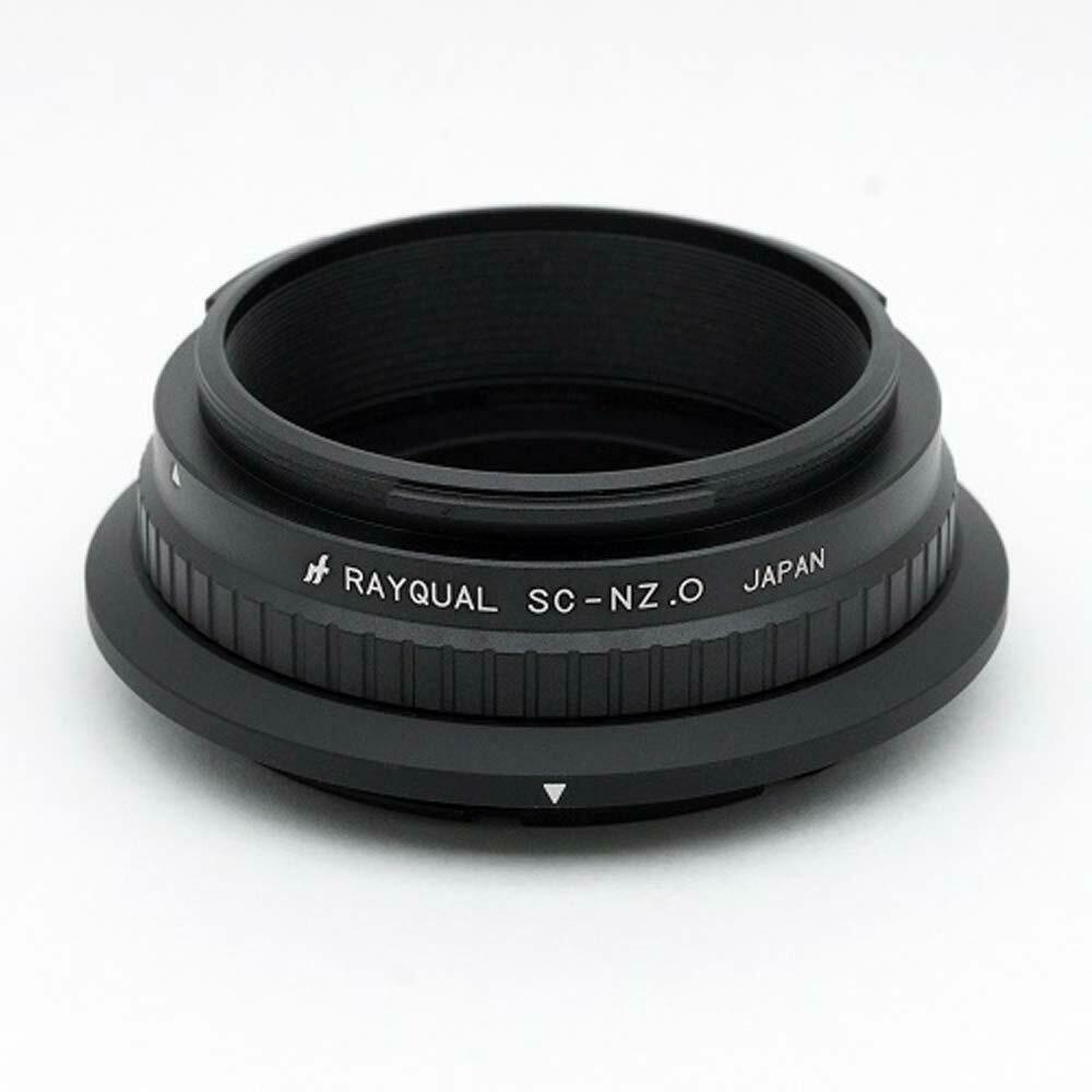 Kindai(Rayqual) Mount Adapter for Nikon Z body to Nikon S/ Contax S Lens