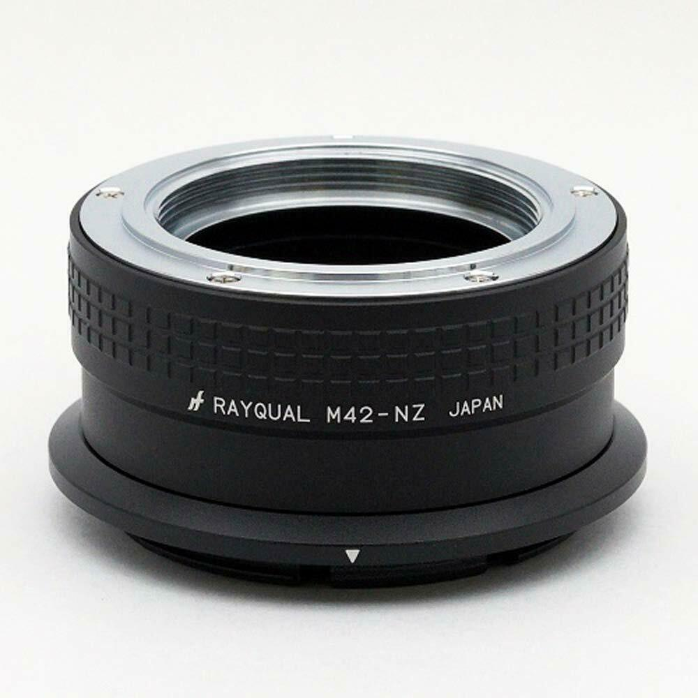 Kindai(Rayqual) Mount Adapter for Nikon Z body to M42 Lens Japan made