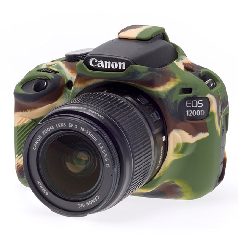 Easy Cover Canon EOS REBEL T5  (EOS 1200D) [Camouflage]
