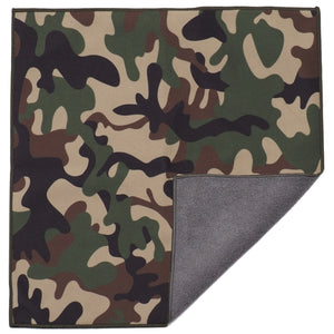 EASY WRAPPER Special Cloth without tapes, buttons, zippers. [Camouflage / 4Sizes]