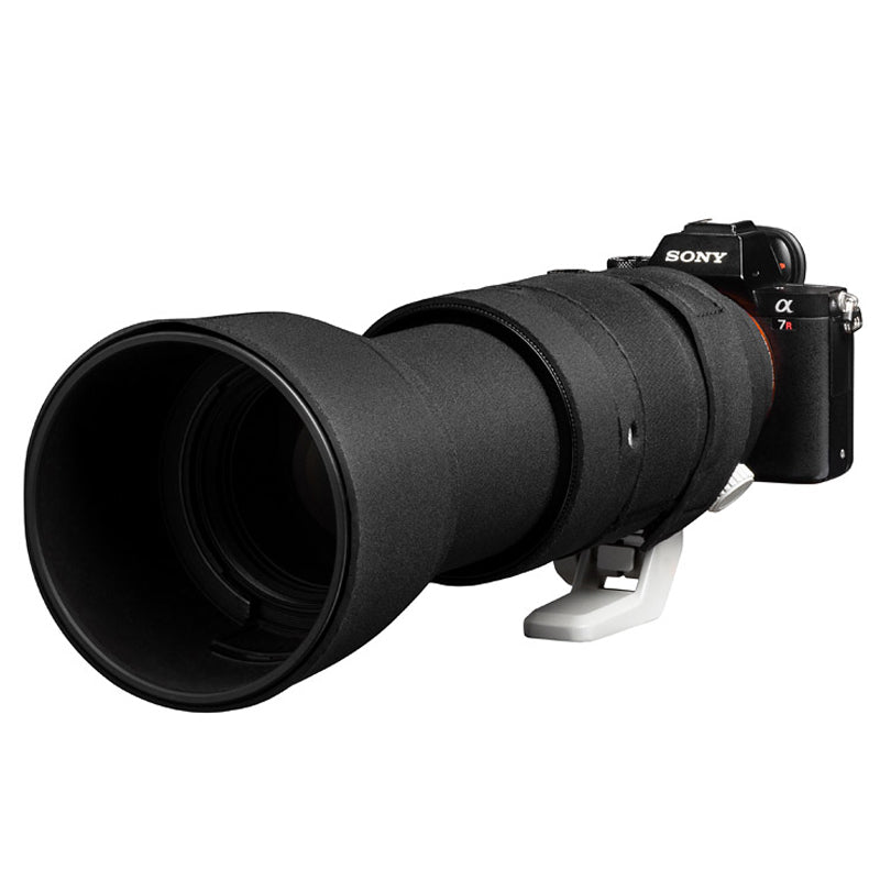 Lens cover for Sony FE 100-400mm F4.5-5.6 GM OSS Black