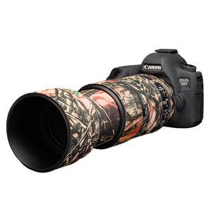 Lens cover for Sigma 100-400mm f/5-6.3 DG DG HSM Contemporary Forest camouflage