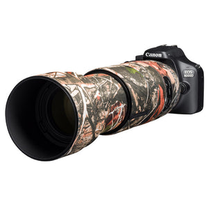 Lens cover for Tamron 100-400mm F/4.5-6.3 Di VC USD Forest Camouflage