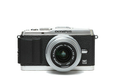 Camera Leather decoration sticker for Olympus PEN E-P3 4008 Leica Type