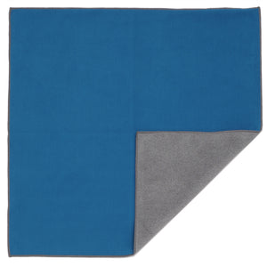 EASY WRAPPER Special Cloth without tapes, buttons, zippers. [Blue 4sizes]
