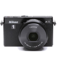 Load image into Gallery viewer, Camera Leather decoration sticker for Nikon1 J4 Nikon Type leather 4308