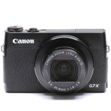 Load image into Gallery viewer, Camera Leather decoration sticker for Canon Power shot G7X 4040 EOS1 Type