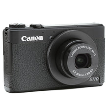 Load image into Gallery viewer, Camera Leather decoration sticker for Canon Powershot S110 4040 EOS1 Type