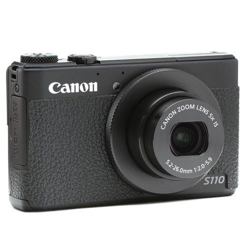 Camera Leather decoration sticker for Canon Powershot S110 4040 EOS1 Type