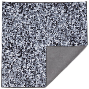 EASY WRAPPER Special Cloth XL size [Black & White Camouflage / 4 Sizes]