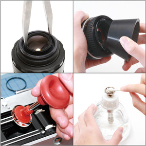 Lens maintenance tool kit