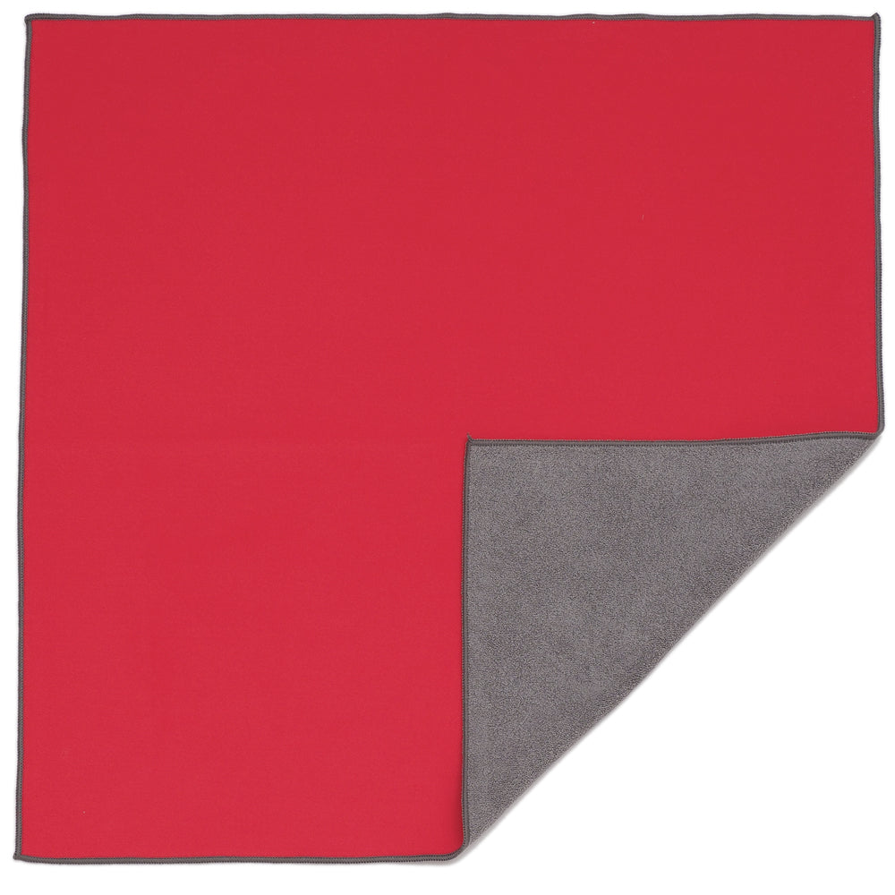 EASY WRAPPER Special Cloth without tapes, buttons, zippers. Red [4 sizes]