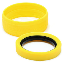 Load image into Gallery viewer, Lens Rim (Lens Ring &Lens Bumper) lens protector [Yellow]