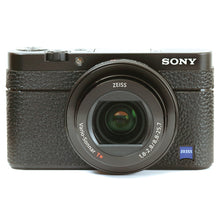 Load image into Gallery viewer, Camera Leather decoration sticker for Sony DSC-RX100 M5 4008 Leica Type
