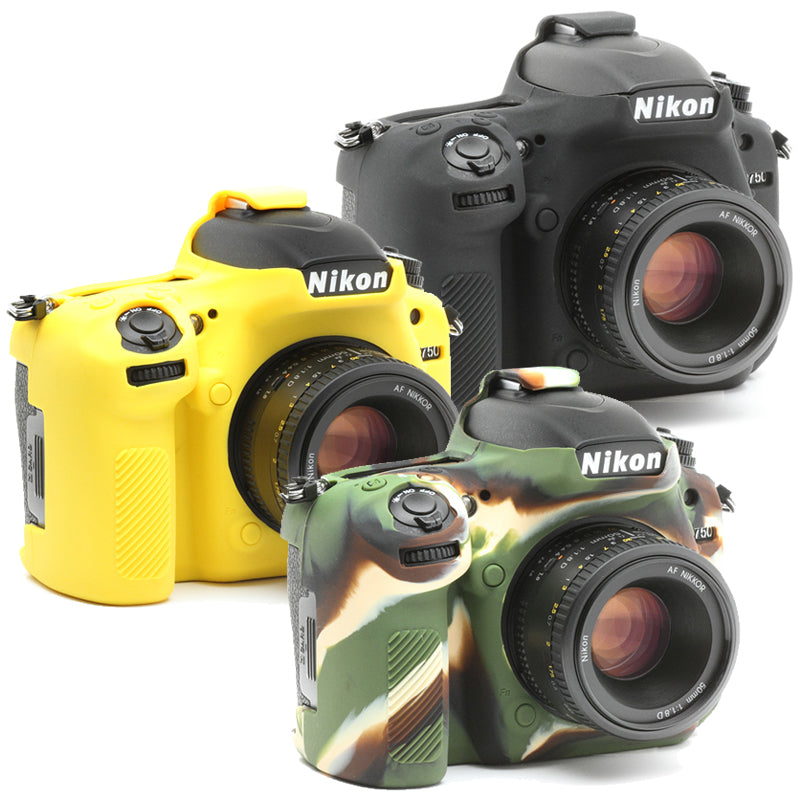 Easy Cover Nikon D750 & Screen Protector [3colors]