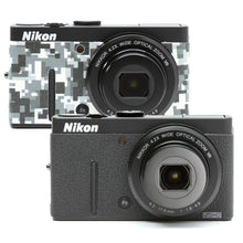 Load image into Gallery viewer, Camera Leather decoration sticker for Nikon COOLPIX P310 [2 colors]