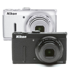 Load image into Gallery viewer, Camera Leather decoration sticker for Nikon COOLPIX P330 NikonF2 leather 4308 [2 colors]