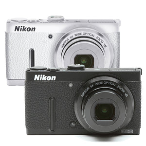 Camera Leather decoration sticker for Nikon COOLPIX P330 NikonF2 leather 4308 [2 colors]