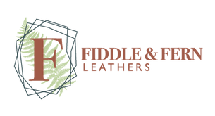 Fiddle and Fern Leathers