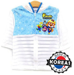 PORORO & FRIENDS KIDS SUMMER JACKET- BAND [MADE IN KOREA]