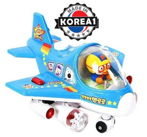 PORORO LITTLE AIRPLANE TOY [MADE IN KOREA]