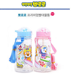 PORORO PREMIUM KIDS WATER BOTTLE [MADE IN KOREA]