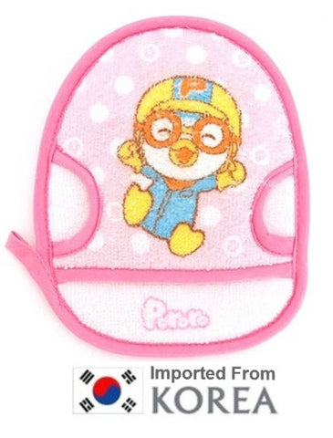 PORORO KIDS SHOWER GLOVES