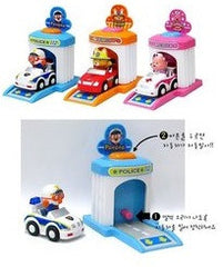 PORORO SHOOTING CARS (3 PCS) SET [LOOPY & EDDY]