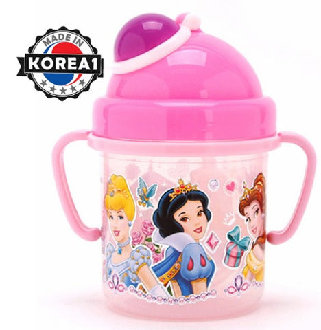 DISNEY PRINCESS HANDLE WATER BOTTLE