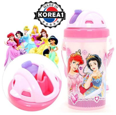 DISNEY PRINCESS SLIDE WATER BOTTLE