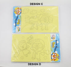 PORORO SAND MAGIC ART (1 PC)