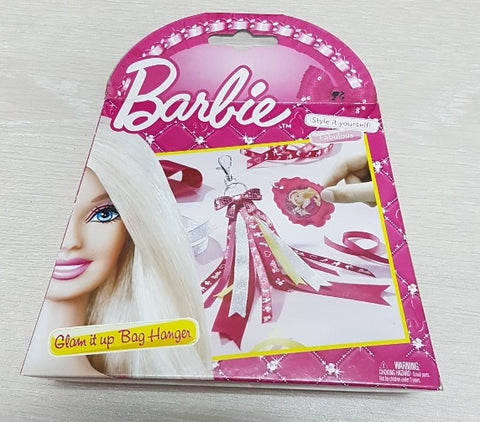 BARBIE BAG HANGER KEYCHAIN