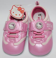 HELLO KITTY BABY SHOES-PINK K 3146 [MADE IN TAIWAN]