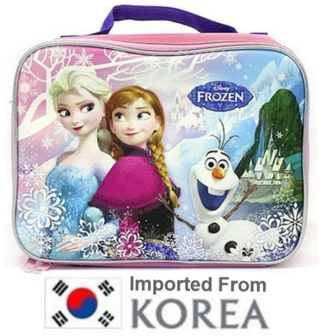 FROZEN MULTI-PURPOSE BAG -LUNCHBOX / ICE COOL BAG [FROM KOREA]