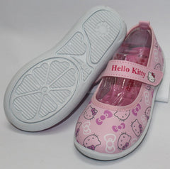 HELLO KITTY KIDS SHOES- PINK K 3179 [MADE IN TAIWAN]
