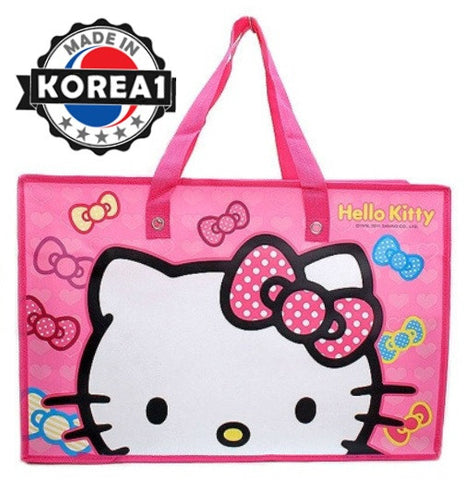 HELLO KITTY RECTANGLE BAG (L SIZE)