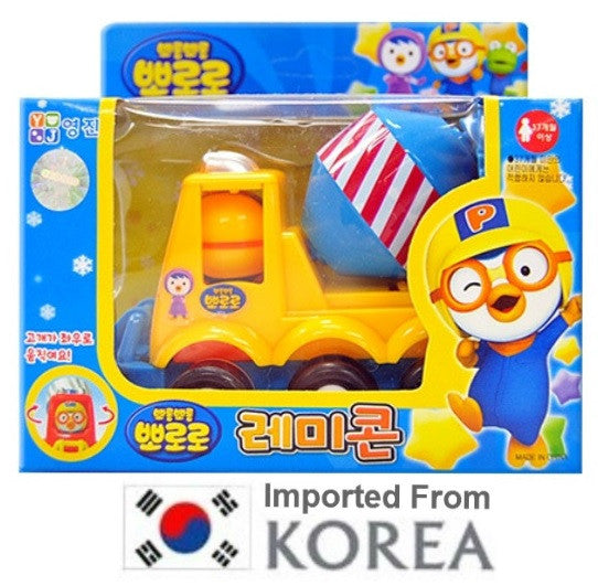 PORORO CONCRETE CAR