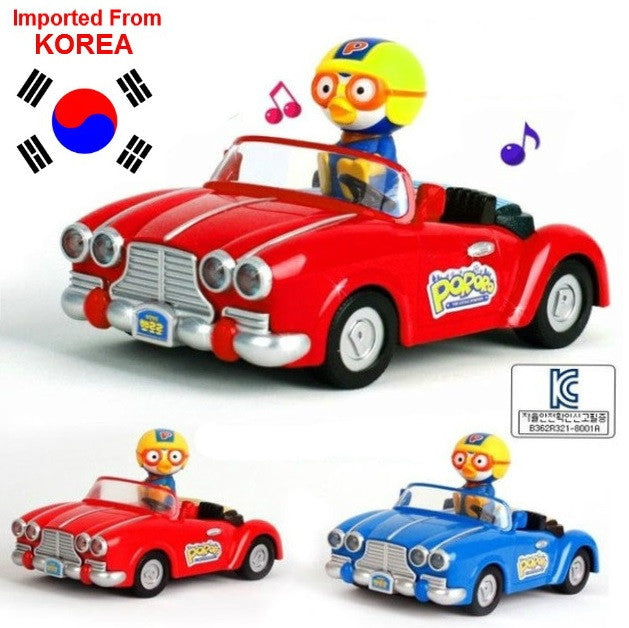 PORORO CAR (PUSH & GO)