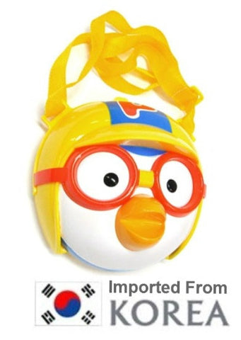 PORORO 3D FACE SLING BAG [FROM KOREA]