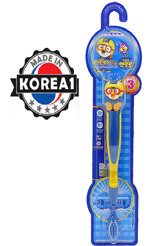 PORORO KIDS TOOTHBRUSH- 1 PC [MADE IN KOREA]