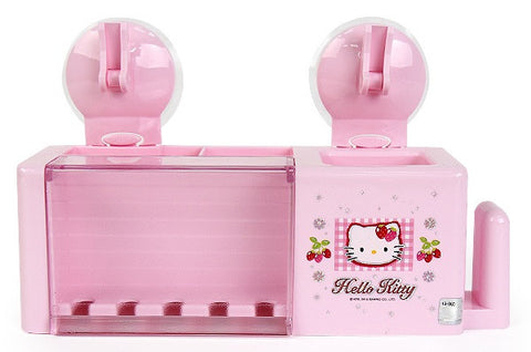 HELLO KITTY BATHROOM TOOTHBRUSH HOLDER [MADE IN KOREA]