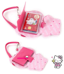HELLO KITTY CARD HOLDER [FROM KOREA]