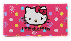 HELLO KITTY PINK LONG WALLET [ORIGINAL FROM KOREA]