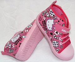 HELLO KITTY KIDS SHOES - PINK K 714827 [MADE IN TAIWAN]