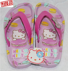 HELLO KITTY SLIPPERS-PINK K 814649