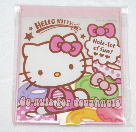 HELLO KITTY POCKET MINI MIRROR- DOUGHNUTS DESIGN [KT 645-MM5]