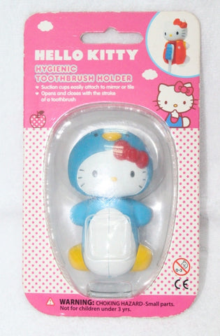 HELLO KITTY KIDS TOOTHBRUSH HOLDER- PENGUIN