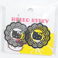 HELLO KITTY EARRINGS BIG KT 895B