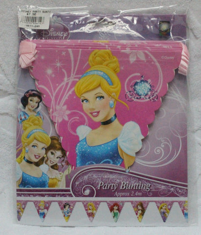 DISNEY PRINCESS PARTY BUNTING (2.4M)